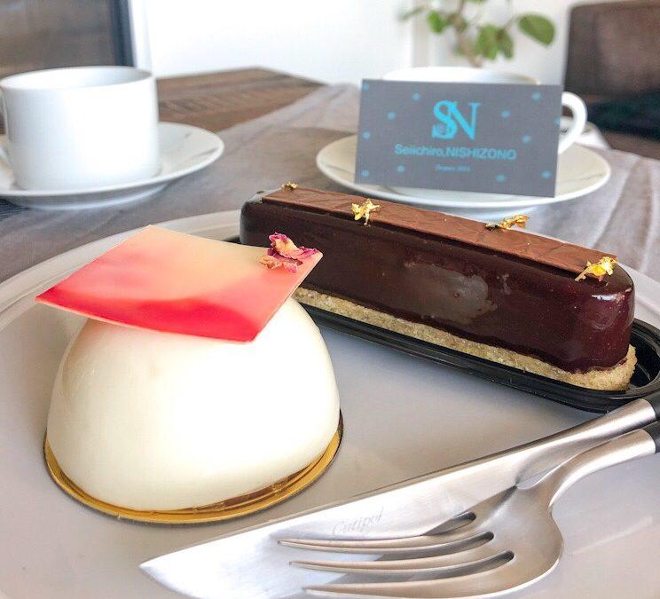 香りにフォーカスする大阪『セイイチロウニシゾノ』さんの記憶に刻まれるケーキ